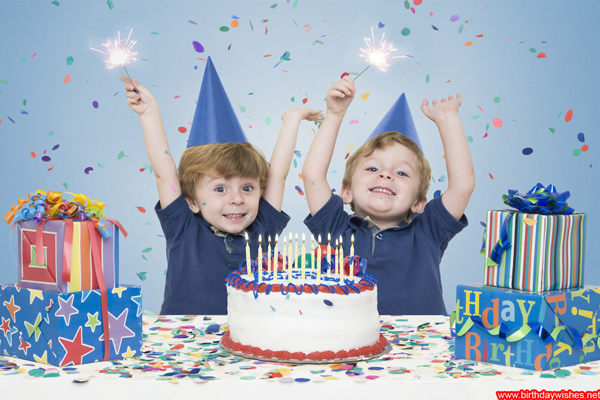 Dos' and Don'ts for a Children's Birthday Party